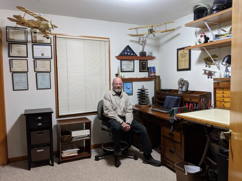 Bob Weber Autopilot Technician